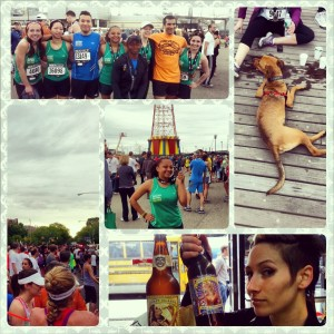 Brooklyn Half Moments